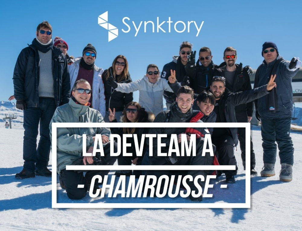Séminaire Synktory / SD à Chamrousse